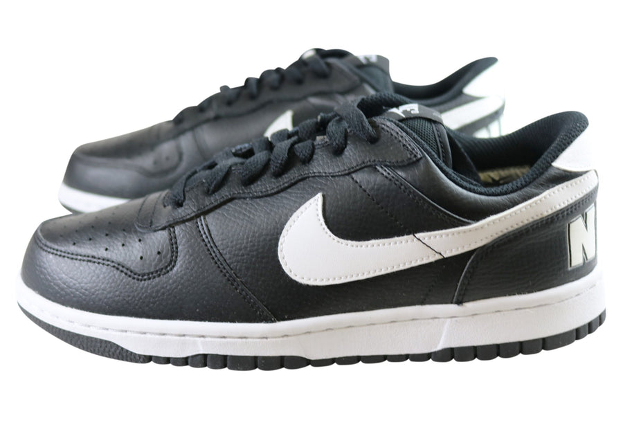 Nike Mens Big Nike Low Comfortable Lace Up Shoes