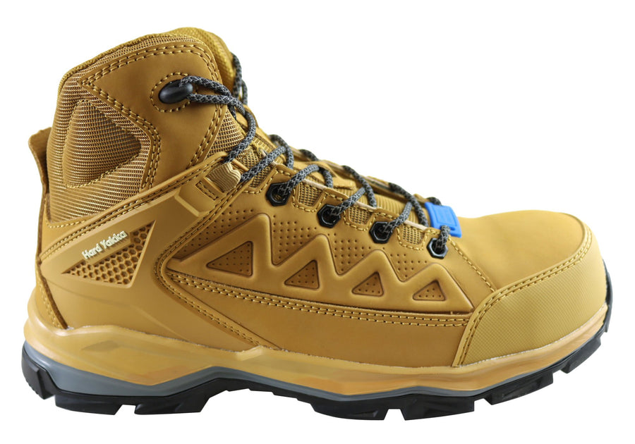 Hard Yakka Mens Comfortable Atomic Hybrid Safety Hiker