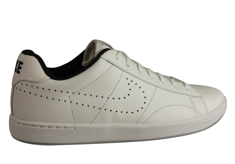 Nike Mens Tennis Classic Ultra Leather Lace Up Casual Shoes