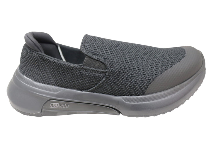 Actvitta Reform Mens Comfortable Cushioned Slip On Active Shoes