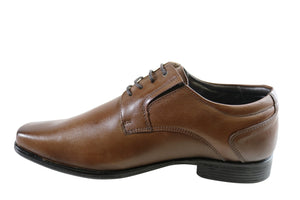 Ferricelli Mason Mens Wave Memory Comfort Technology Dress Shoes