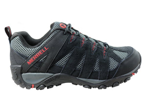 Merrell Mens Accentor 2 Vent Comfortable Hiking Shoes