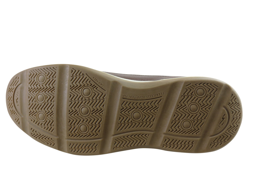 Ferricelli Tony Mens Comfortable Slip On Casual Shoes Made In Brazil
