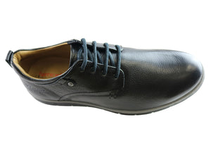 Ferricelli Stevie Mens Leather Dress Casual Shoes Made In Brazil