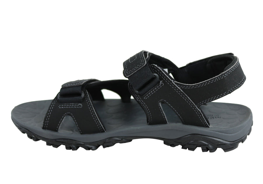 Merrell Mens Mojave Sport Sandals With Adjustable Straps
