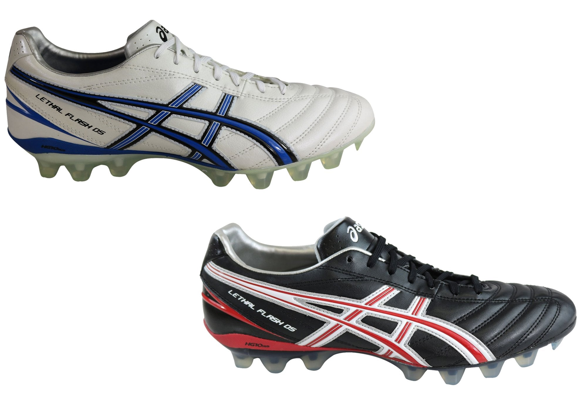 Asics Mens Lethal Flash Ds IT Moulded Sole Football Soccer