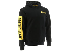 Caterpillar Mens Comfortable Icon Block Hoody