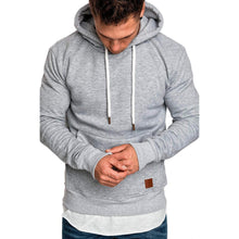 Load image into Gallery viewer, Solid Color Leisure Hoodie