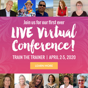 Train the Trainer - LIVE Virtual Conference - April 2-5, 2020 - Soulapalooza Discount