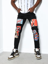 Comic Books Denim