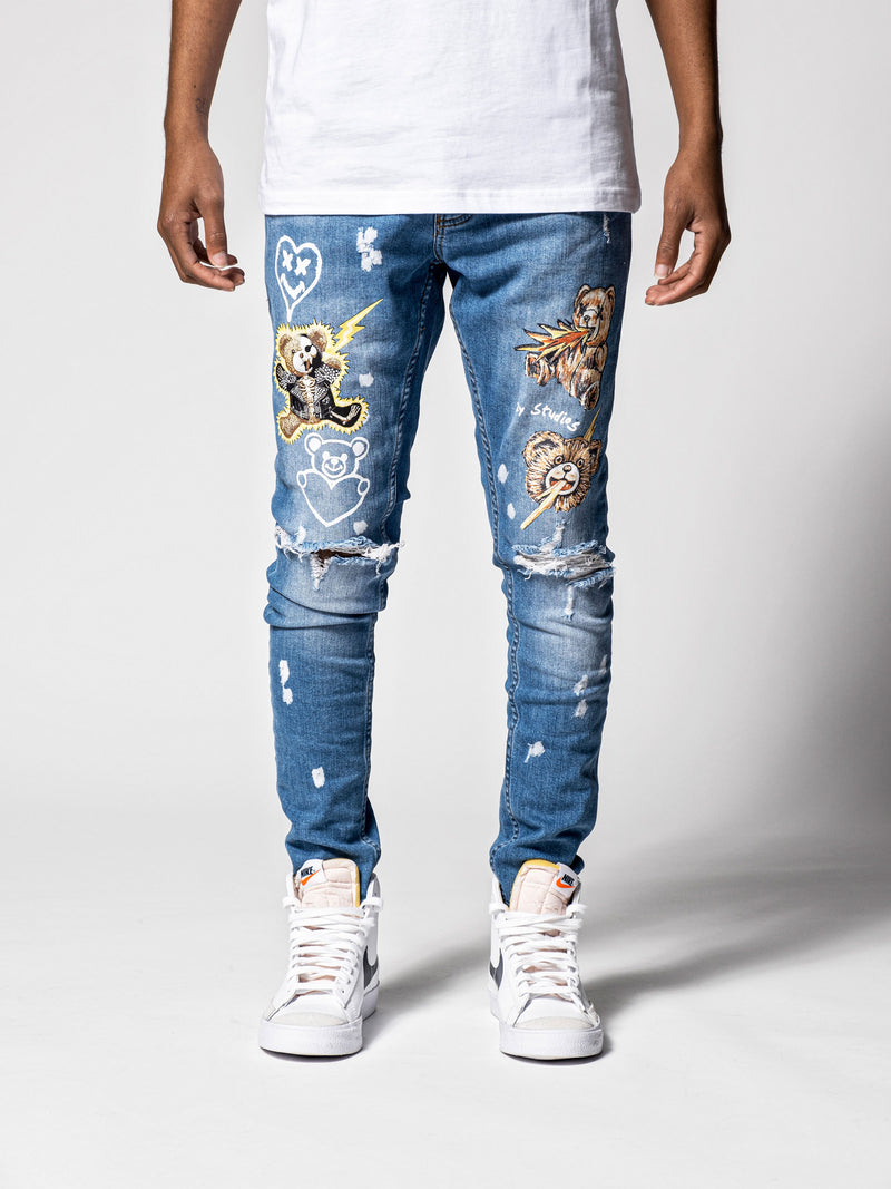 Teddy Nuts Jeans