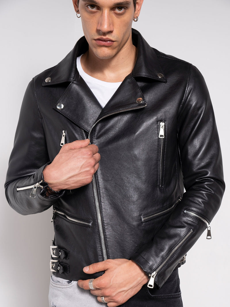 Badass Leather Jacket