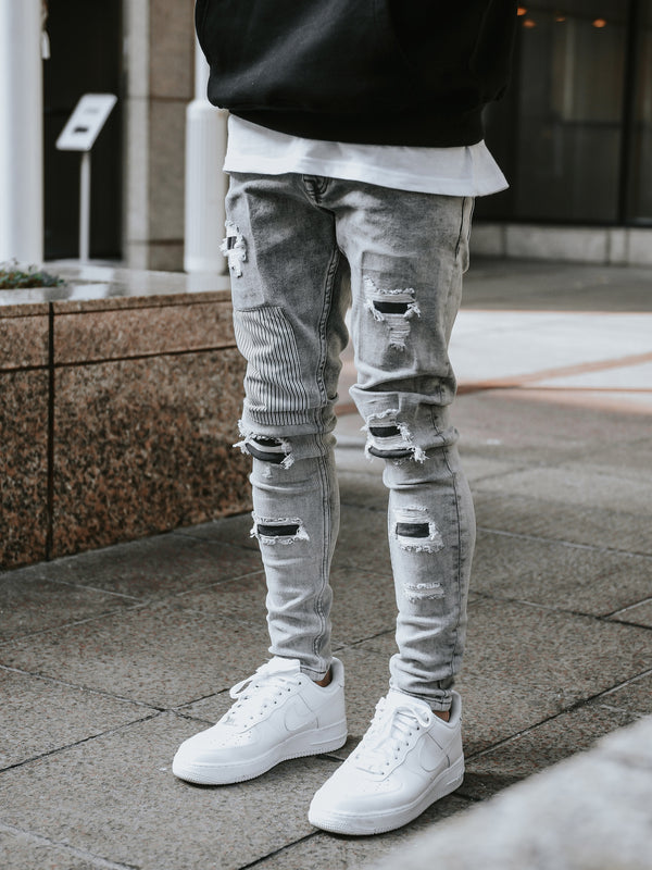 Mad Silver Denim