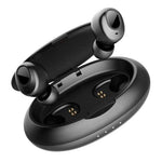 Bluetooth 5.0 Wireless Earbuds (Deep Bass HiFi 3D Stereo Sound with Portable Charging Case