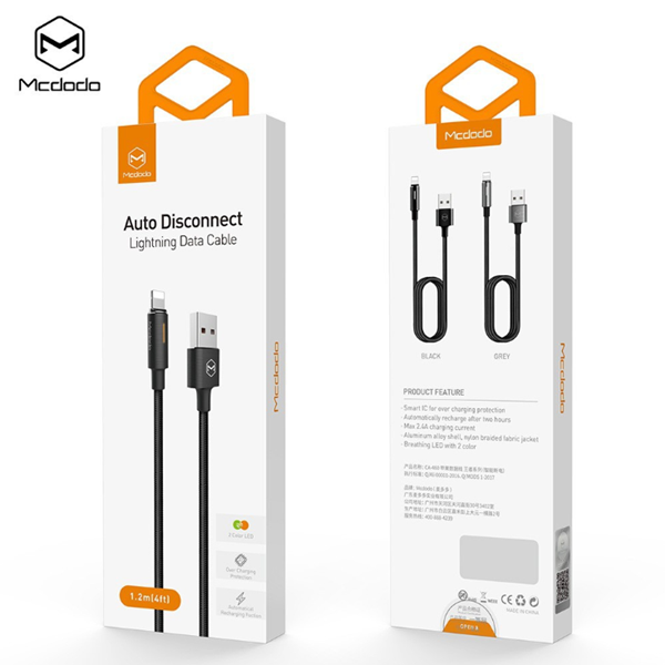 McDODO V2.0 Cable For Iphone