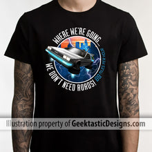 Load image into Gallery viewer, Back To The Future T-Shirt (unisex)