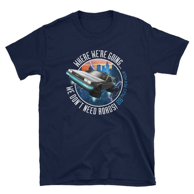 Back To The Future T-Shirt (unisex)