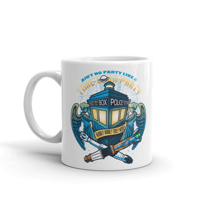 Time Lord Party Mug