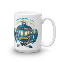 Load image into Gallery viewer, Time Lord Party Mug