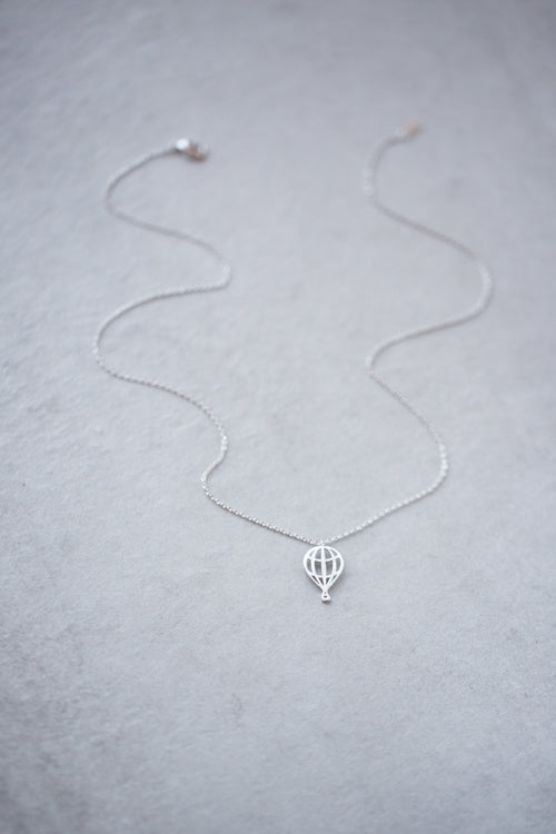 the Charm Necklace | Hot Air Balloon