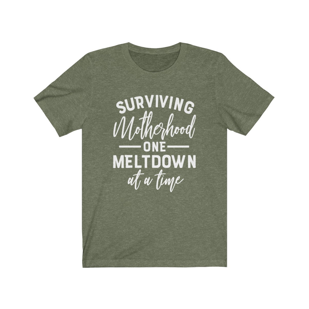 Meltdown Manager Graphic Tee | Multiple Colors