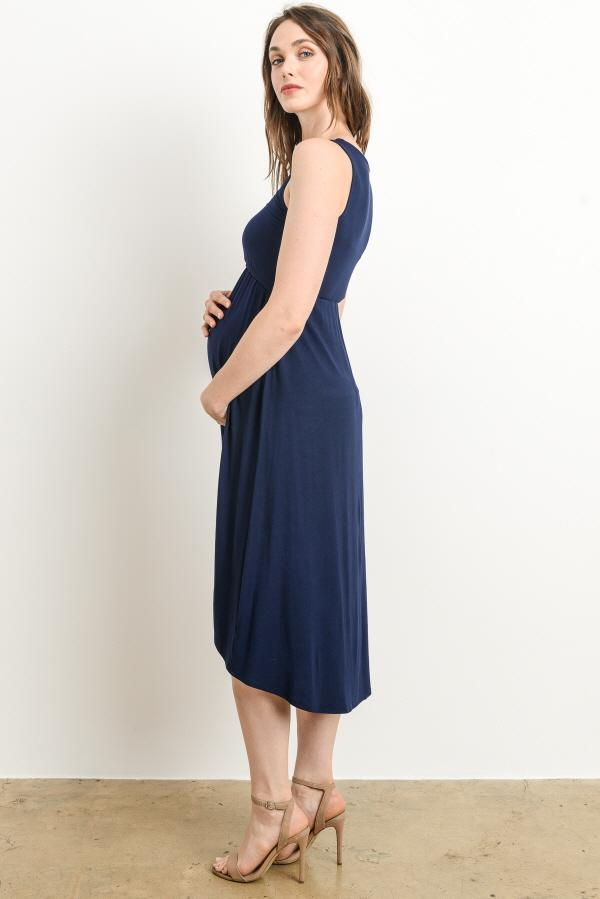 MOMIFORM Swing Dress - Nursing Access