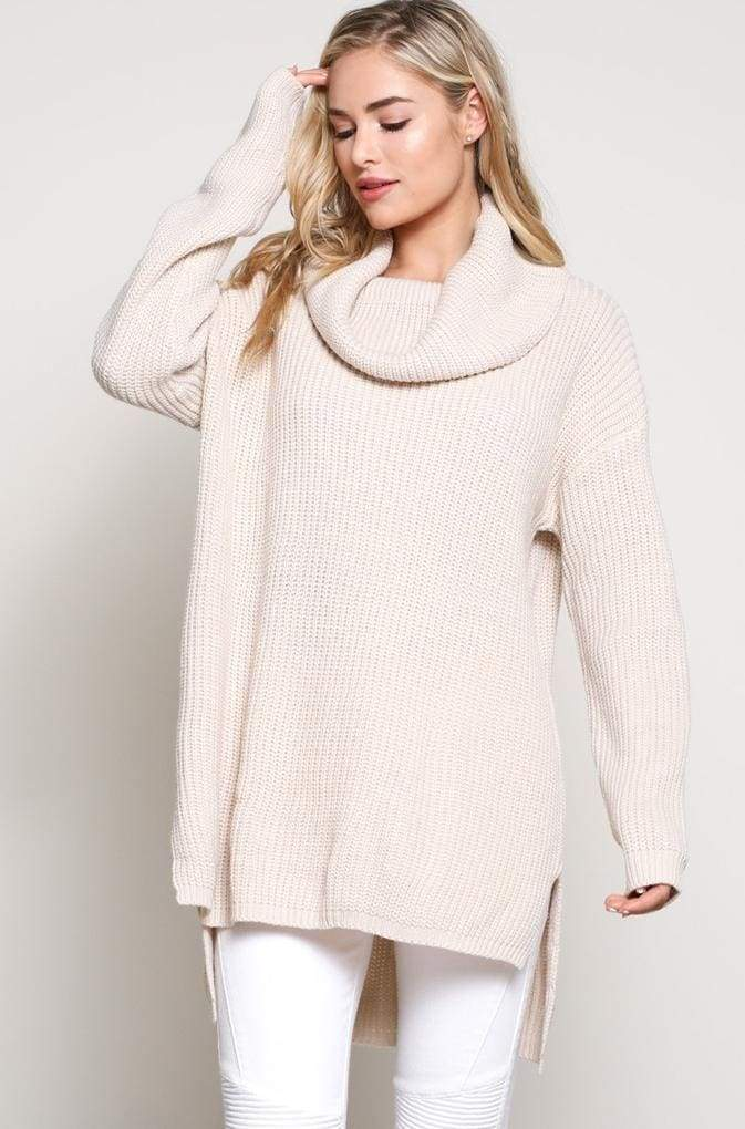 Aspen Oversized Sweater