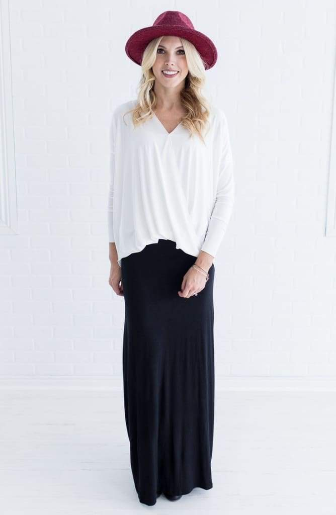 Bella Maxi Skirt - Bottoms - Affordable Boutique Fashion