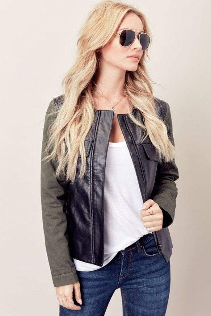 Brody Jacket - Tops - Affordable Boutique Fashion
