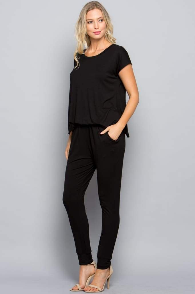 Charleston Jumpsuit | Nursing Friendly - Rompers & Jumpsuits - Affordable Boutique Fashion