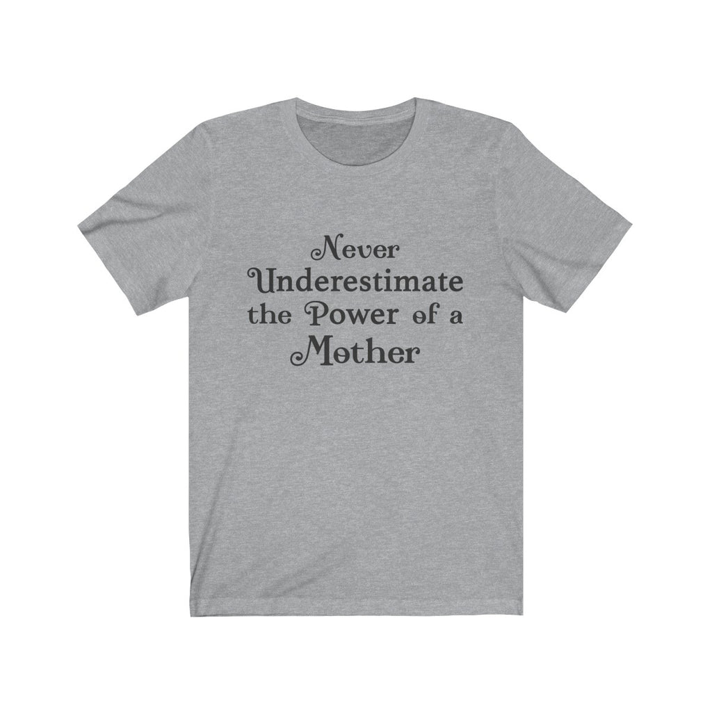 """Mom Power"" Tee 