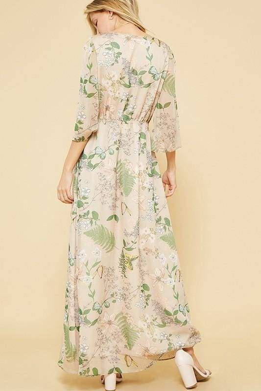 Everglades Maxi Dress - DRESSES - Affordable Boutique Fashion