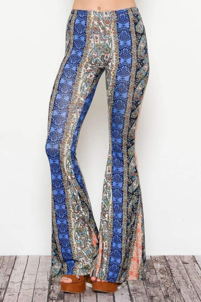 Lucky Bell Bottoms | Seaside - Bottoms - Affordable Boutique Fashion