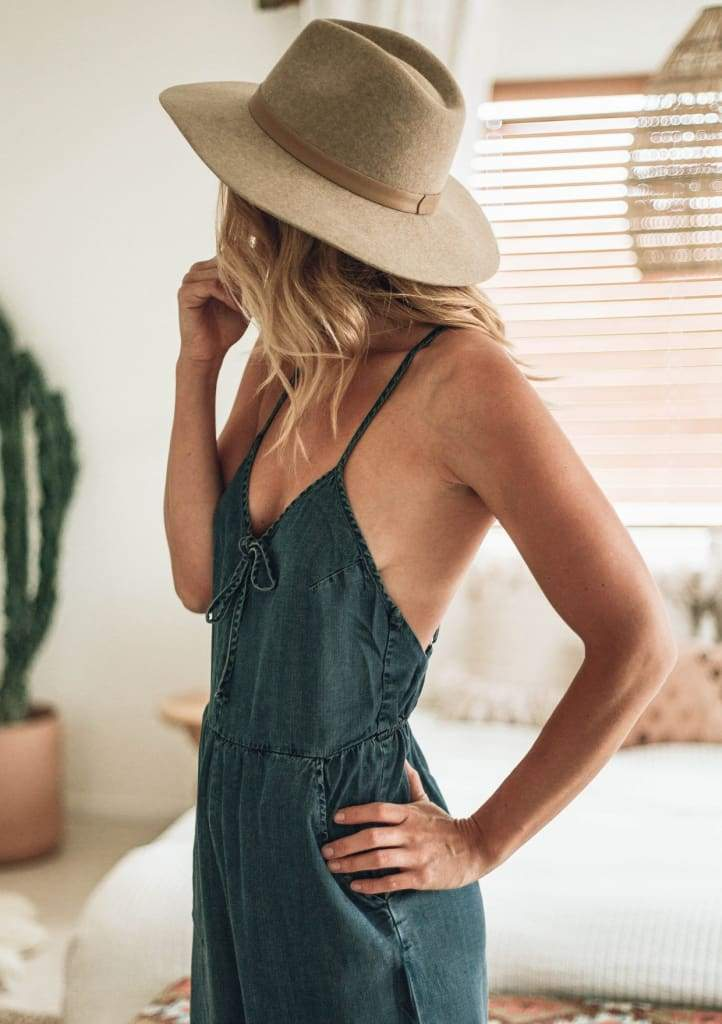 The Daisy Jumpsuit by LOVESTITCH - Rompers & Jumpsuits - Affordable Boutique Fashion