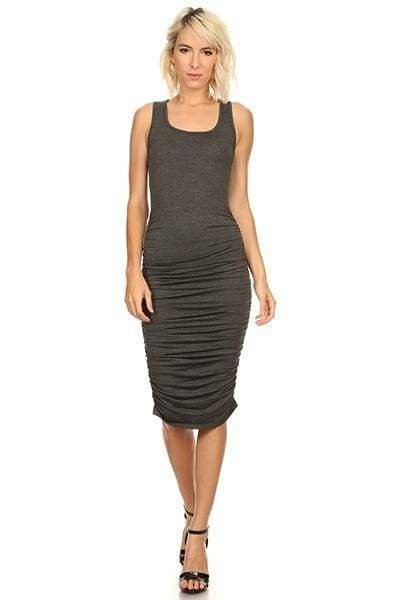 the Tanner Tank Dress - Dresses - Affordable Boutique Fashion