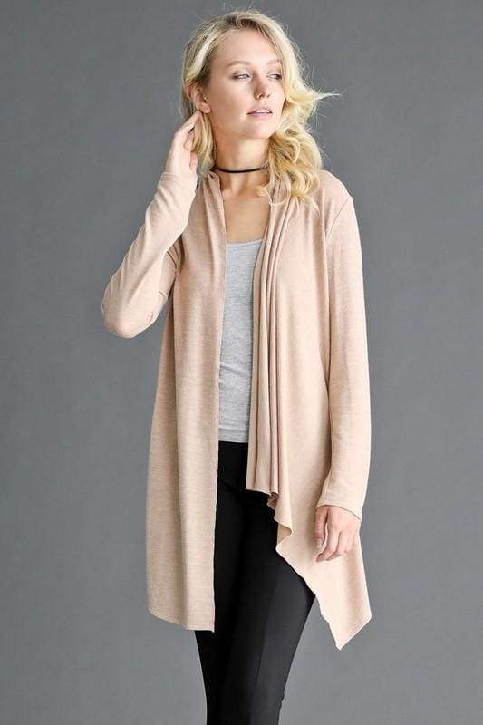 Waterfall Nursing Cardigan - Cardigan - Affordable Boutique Fashion
