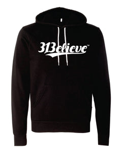 313elieve Hooded Sweatshirt