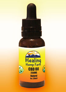 250mg Hemp Extract