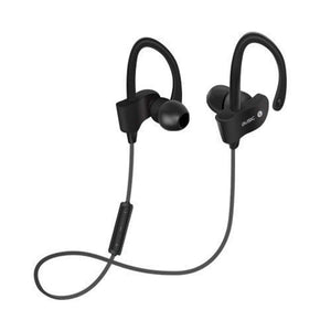 Roll over image to zoom in UBIT 56S Sports Bluetooth Earphone Stereo Earbuds BASS MIC in-Ear for iPhone 6 Samsung Phone (Black)