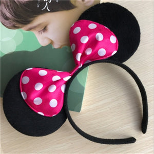 Minnie Mouse Party Supplies Disposable Tableware Festival Favors Cartoon Theme Baby Shower Kids Birthday Party Decoration Set