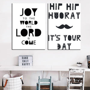 DPARTISAN Print Poster Wall Painting Motivational Quote