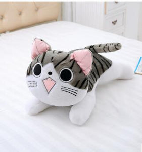 4 Styles Soft Cat Pillow & Cushion For Kids