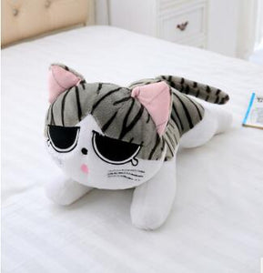 Soft Cat Pillow & Cushion For Kids in 4 Styles