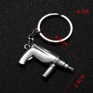 New Design Fashion Wrench Spanner Mini Creative Keychain