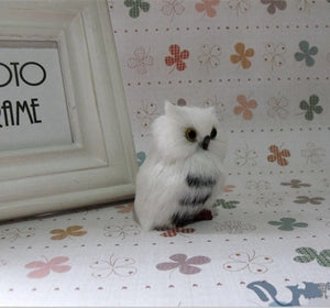 Cute Lovely Owl for Home Decor Ornament or Kids Gift