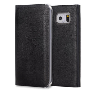 Flip Wallet Leather Case For Samsung Galaxy S8 S9 Plus S6 S7 Edge A3 A5 A7 J3 J5 J7 2016 2017 A8 Plus 2018 Slim phone Cases