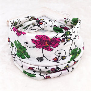 Fashion BOHO Wide Stretch Women Headbands Headpiece Headwrap Turban Headwear Hair Bands Bandana