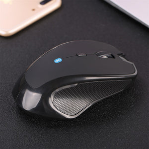 Iron man Wireless Bluetooth 3.0 6D 1600Dpi Optical Gaming Mouse
