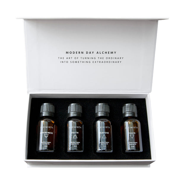 The Four Elements Set - Certified Organic