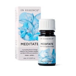 Meditate Pure Essential Oil Blend 8mL